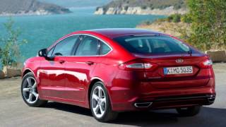 New Ford Mondeo Zetec 1 0 Ecoboost review