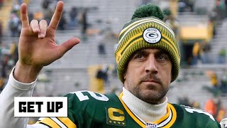 Aaron Rodgers is giving a new meaning to Stephen A.'s 'Bad man!' catchphrase | Get Up