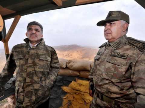 cumhurbaşkanımız ve genel kurmay başkanımızın asker ziyareti...sınır bölgesi.wmv