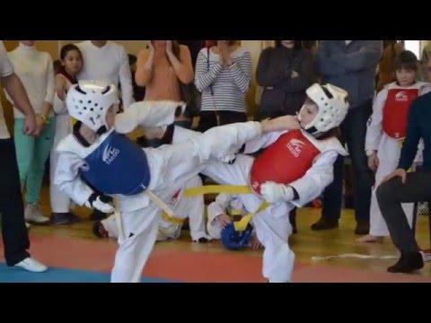 Тхэквондо дети лучшее - Taekwondo kids best
