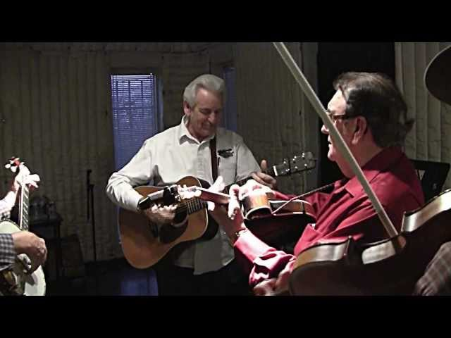 The Masters of Bluegrass Rehearsal Video