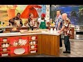Trap Kitchen L.A. Cooks on The Chew