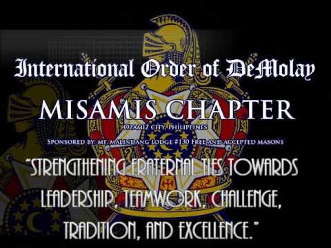 join the order of demolay
