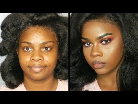 Drugstore Date Night Makeup