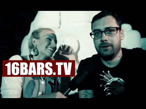 Interview: sido auf der Kiss Cup Afterparty (16BARS.TV)
