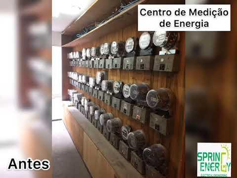 Condomínio Costa Brava - SPRING ENERGY - Adequação Elétrica
