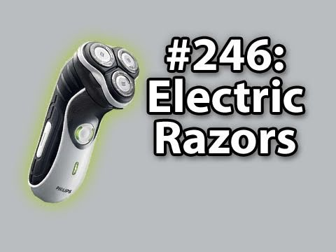 Is It A Good Idea To Microwave Electric Razors?