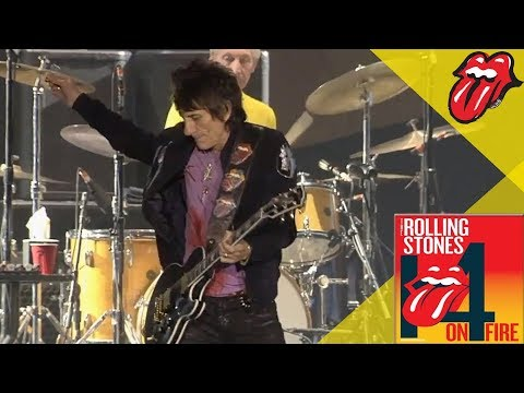 The Rolling Stones - Stockholm - Jumpin' Jack Flash