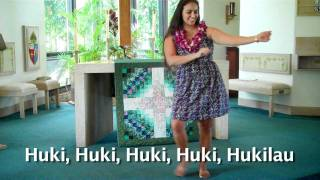 The HUKILAU movie, how to sing and dance