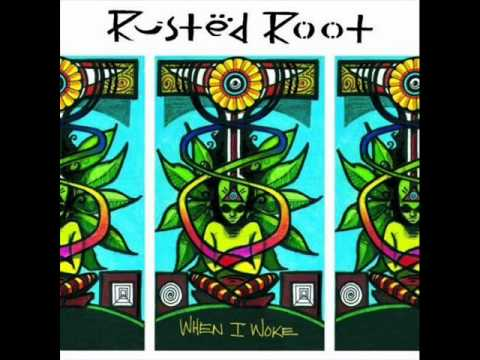 Rusted Root - Send Me On My Way (with lyrics)