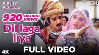 Dil Laga Liya  Full Video  Dil Hai Tumhaara  Preit
