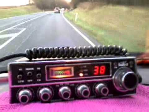 DX CB Radio 11m