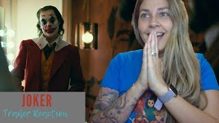 Joker Final Trailer REACTION and REVIEW! (I'm Still Shaking!)