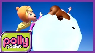Polly Pocket full episodes | Polly's Winter Adventure - 1 Hour | Kids movie | Girls movie