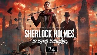 SHERLOCK HOLMES #24 - Life of Meryl B.