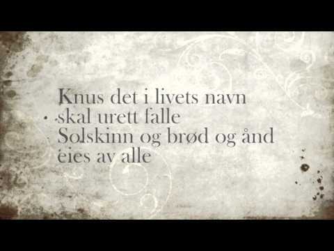 Nordahl Grieg - Til Ungdommen