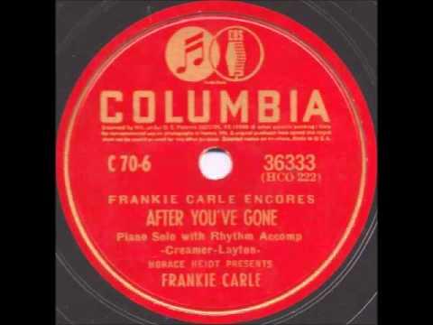 Frankie Carle encores part2