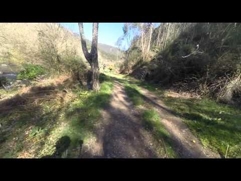 TRAIL  LONGO TRILHOS PALEOZOICO 2015 VIDEO LONGO