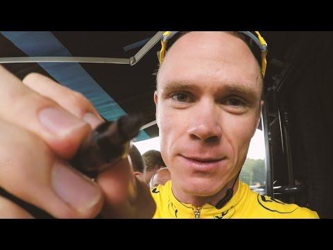 GoPro: Tour de France 2015 - Best of Stages 15-21