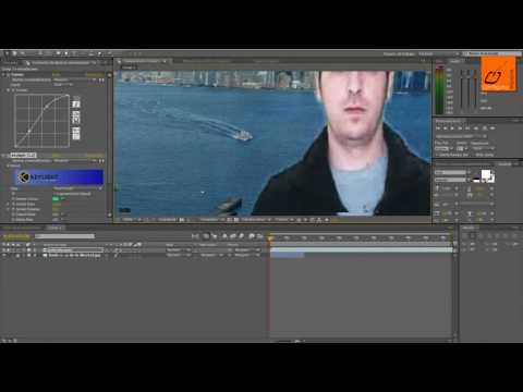 Tutorial Chroma Key After Effects (pantallla verde) Español