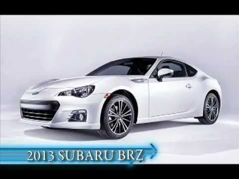 The Japanese automaker Subaru has just unveiled the production version of the all new 2013 BRZ rear wheel drive sport compact made in conjunction with Toyota...