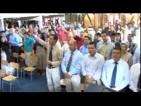 ALABANZAS CONGREGACIONALES -TABERNÁCULO ,LA VOZ DE DIOS -SANTIAGO -CHILE