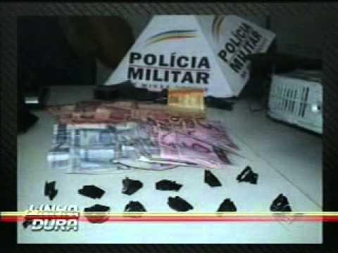 Três homens são presos no Bairro Maria Eugênia por tráfico de drogas