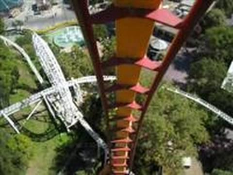Six Flags Seats Six Flags Magic Mountain