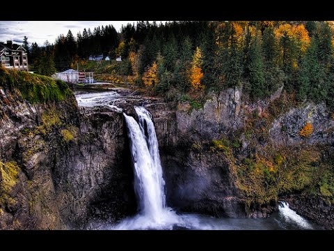 Hiking/Exploring (Episode 1: Snoqualmie Falls/Abandoned Power Plant)