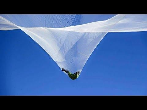 Luke Aikins No Parachute Jump