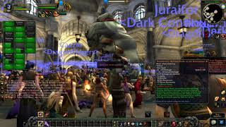 World of Warcraft Classic first Stress Test's last minutes