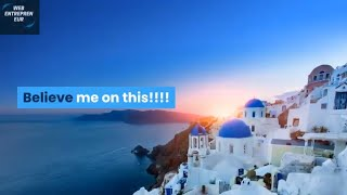 Top Destinations For Sailing -Traveling To Greek Islands