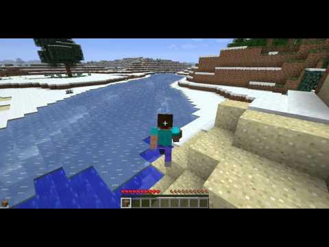 Обзор Мода smart moving Minecraft 1.6.2#1
