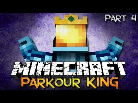 Minecraft: Parkour King - Part 4 - MORE Nether!