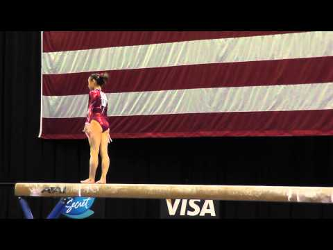 WOGA (Katelyn Ohashi)- Day 2