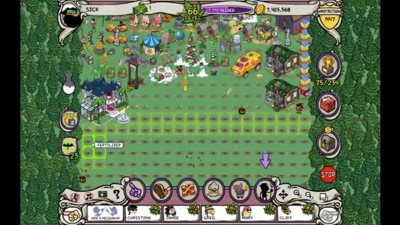 Map Seed Pot Farm Pot Farm