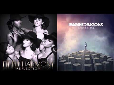 Fifth Harmony x Imagine Dragons 'Sledgehammer Underdog' Mash Up