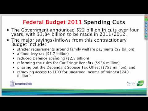 03 Major Spending and Spending Cuts