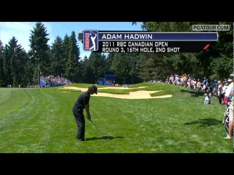 Shots of the Week - 2011 RBC Canadian Open