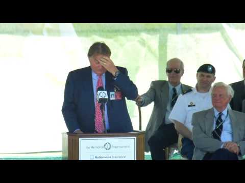 2013 Memorial Tournament Honoree - Raymond Floyd