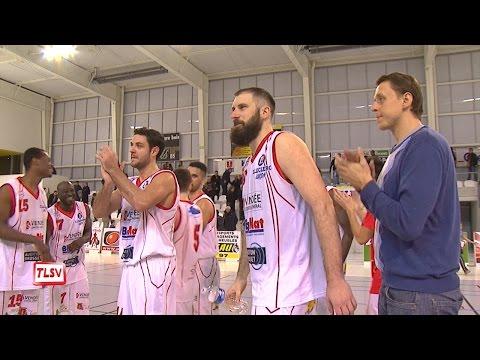 Le Luçon Basket Club s'impose face à Dax