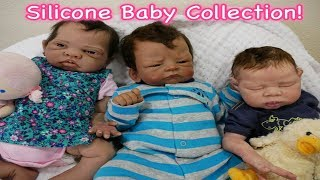 Silicone Baby Collection 2018 - All4Reborns!