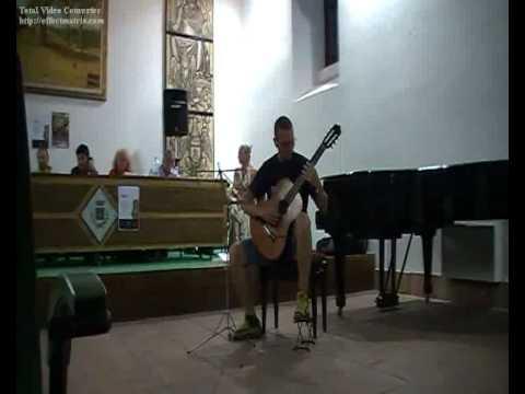 Federico Caramagno - Heitor Villalobos- Prelude No.3