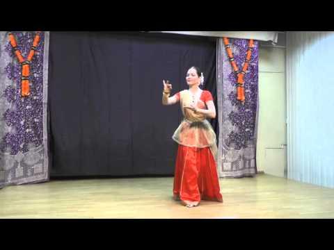 Kathak Shiv Stuti By Maria Oraevskaya - Angikam Bhuvanam video