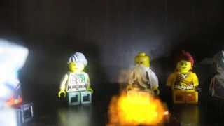 Lego Ninjago The Underwater City Episode 32: Homeless