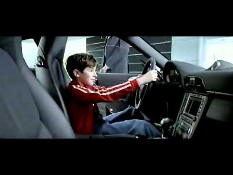 Geweldige Porsche commercial