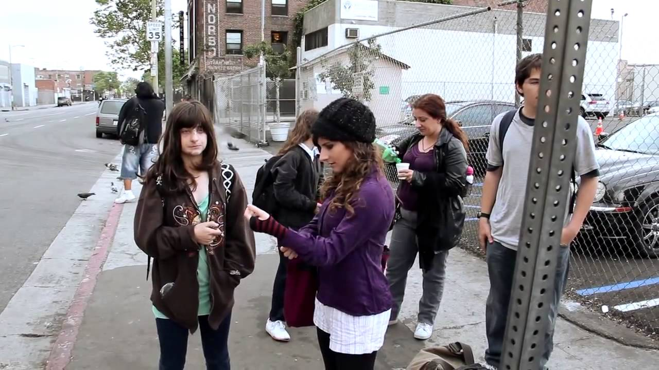Dating a girl on skid row la