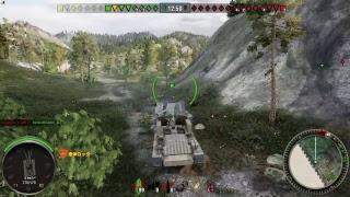 [LIVE] World of Tanks PS4 [Platoon]