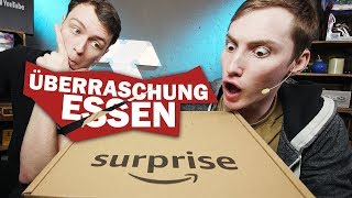 MILCH IST GIFT : Food Trends Box | Amazon Surprise Box - Amazon Überraschung