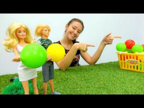 Куклы #БАРБИ на соревнованиях: кто лучше? Игры для девочек и видео про игрушки для девочек